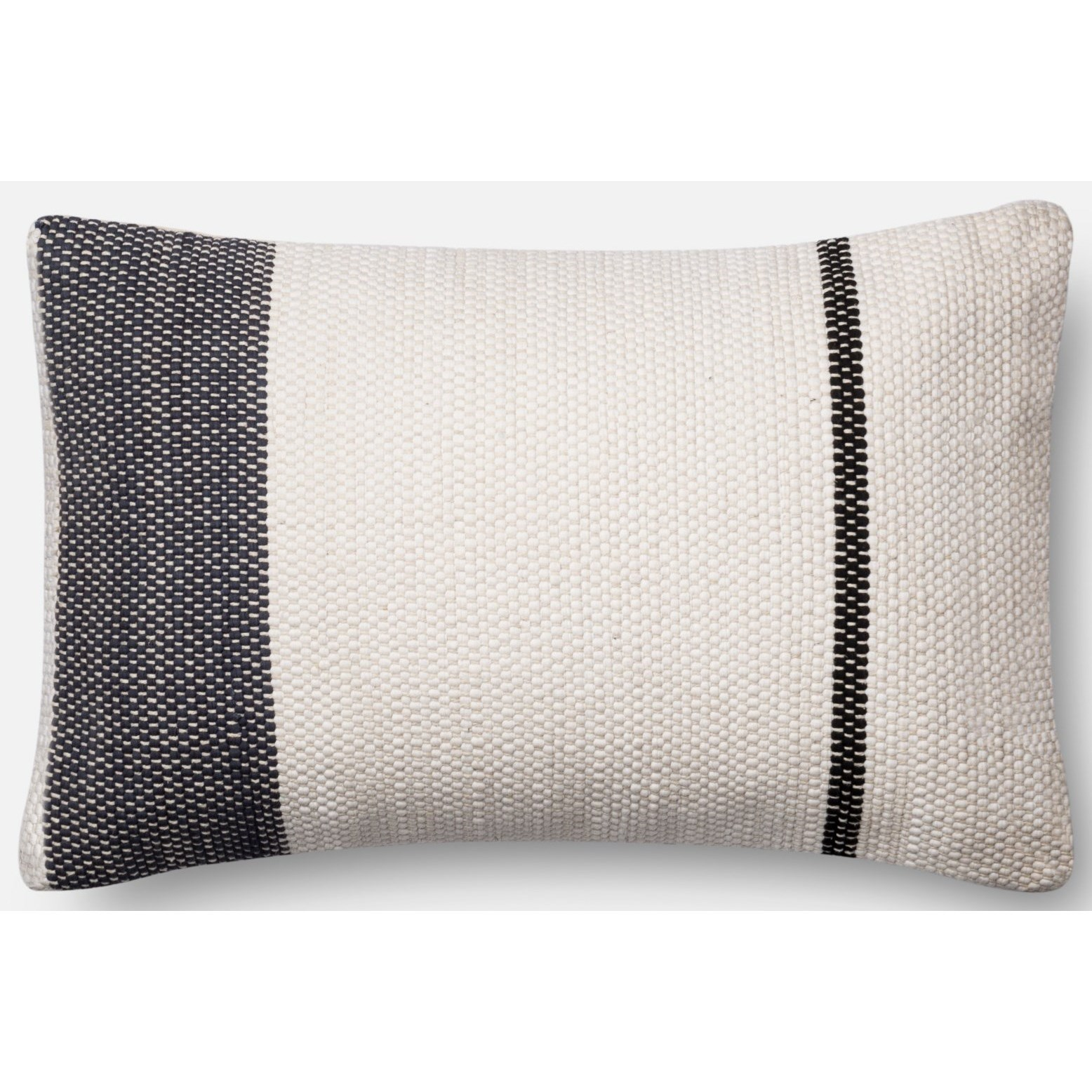 "Accent Pillows 13"" X 21"" Cover w/Poly Pillow by Magnolia Home by Joanna Gaines for Loloi at Belfort Furniture"