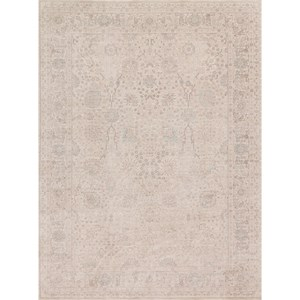 """7' 10"""" X 10' 6"""" Machine-Made Natural / Natural Traditional Rectangle Rug"""
