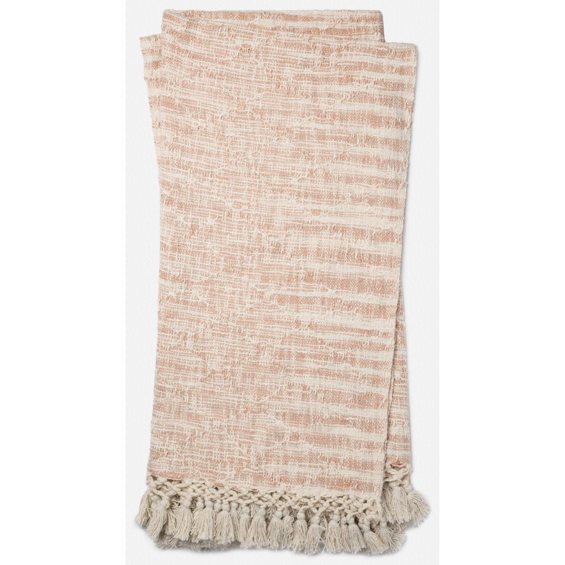 """Else 4'-2"""" x 5' Throw by Magnolia Home by Joanna Gaines for Loloi at Belfort Furniture"""