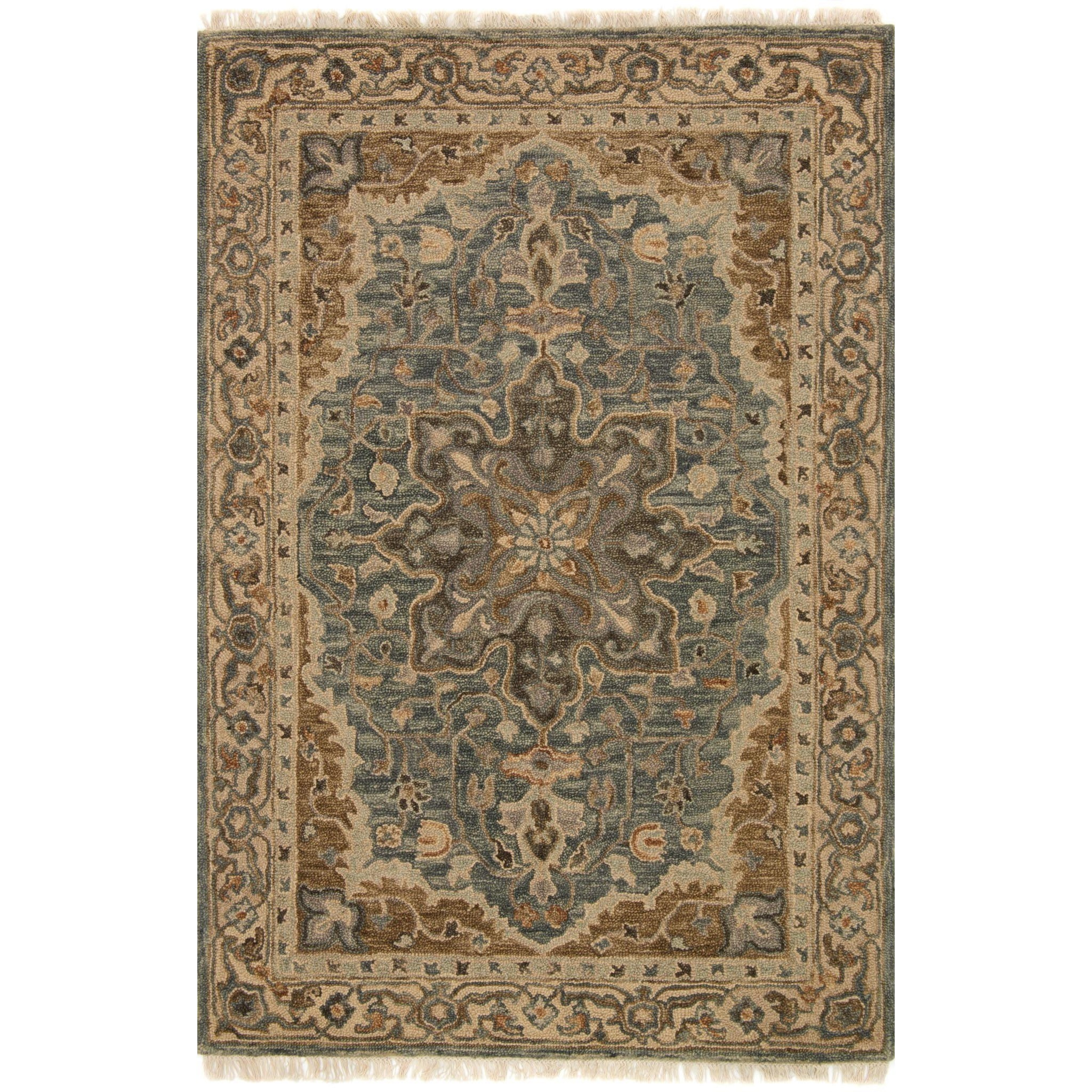 """Hanover 9' 3"""" X 13' Rectangle Rug by Magnolia Home by Joanna Gaines for Loloi at Belfort Furniture"""