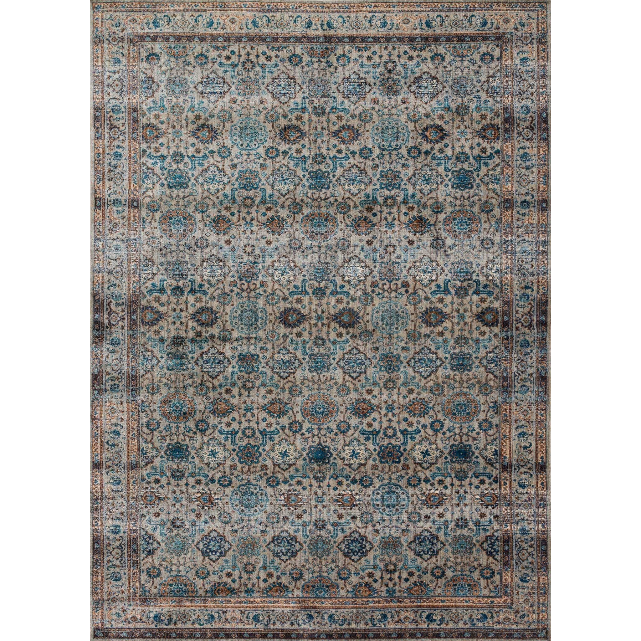 """Kivi 9' 6"""" X 13' Rectangle Rug by Magnolia Home by Joanna Gaines for Loloi at Belfort Furniture"""