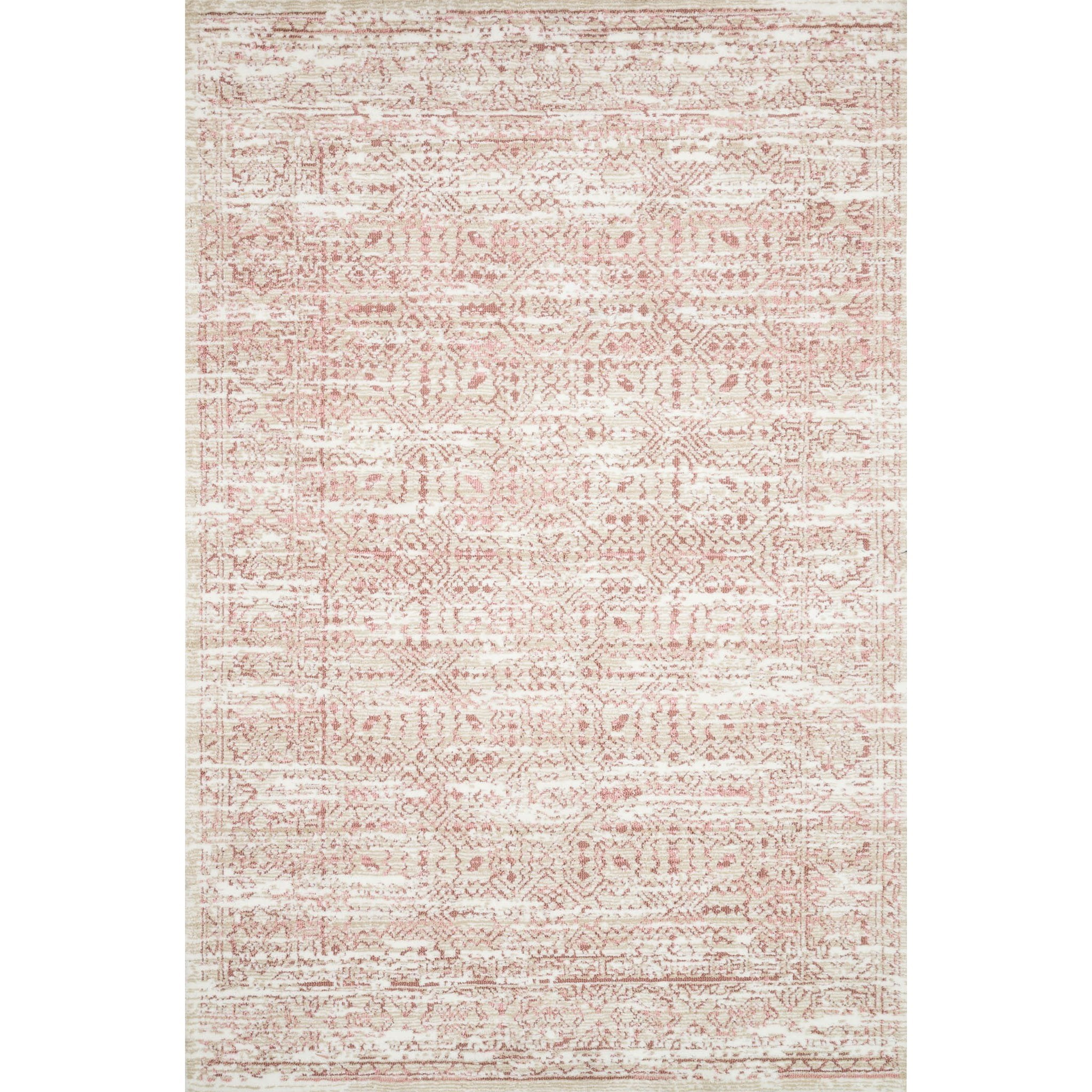 """Lotus 2'-3"""" x 3'-9"""" Rug by Magnolia Home by Joanna Gaines for Loloi at Belfort Furniture"""