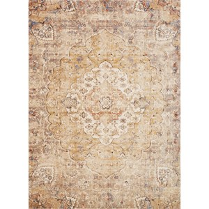 "7' 10"" x 10' 10"" Machine-Made Ant Ivory / Sand Traditional Rectangle Rug"