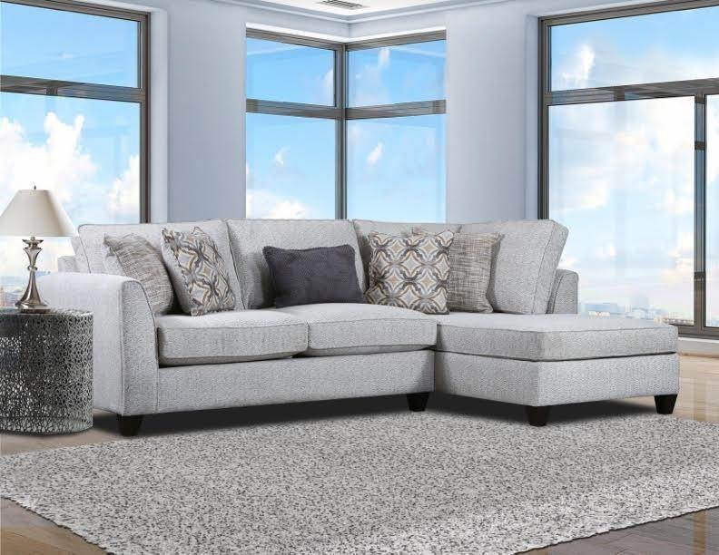 3775 Sofa Chaise by Magnolia Upholstery Design at Furniture Fair - North Carolina