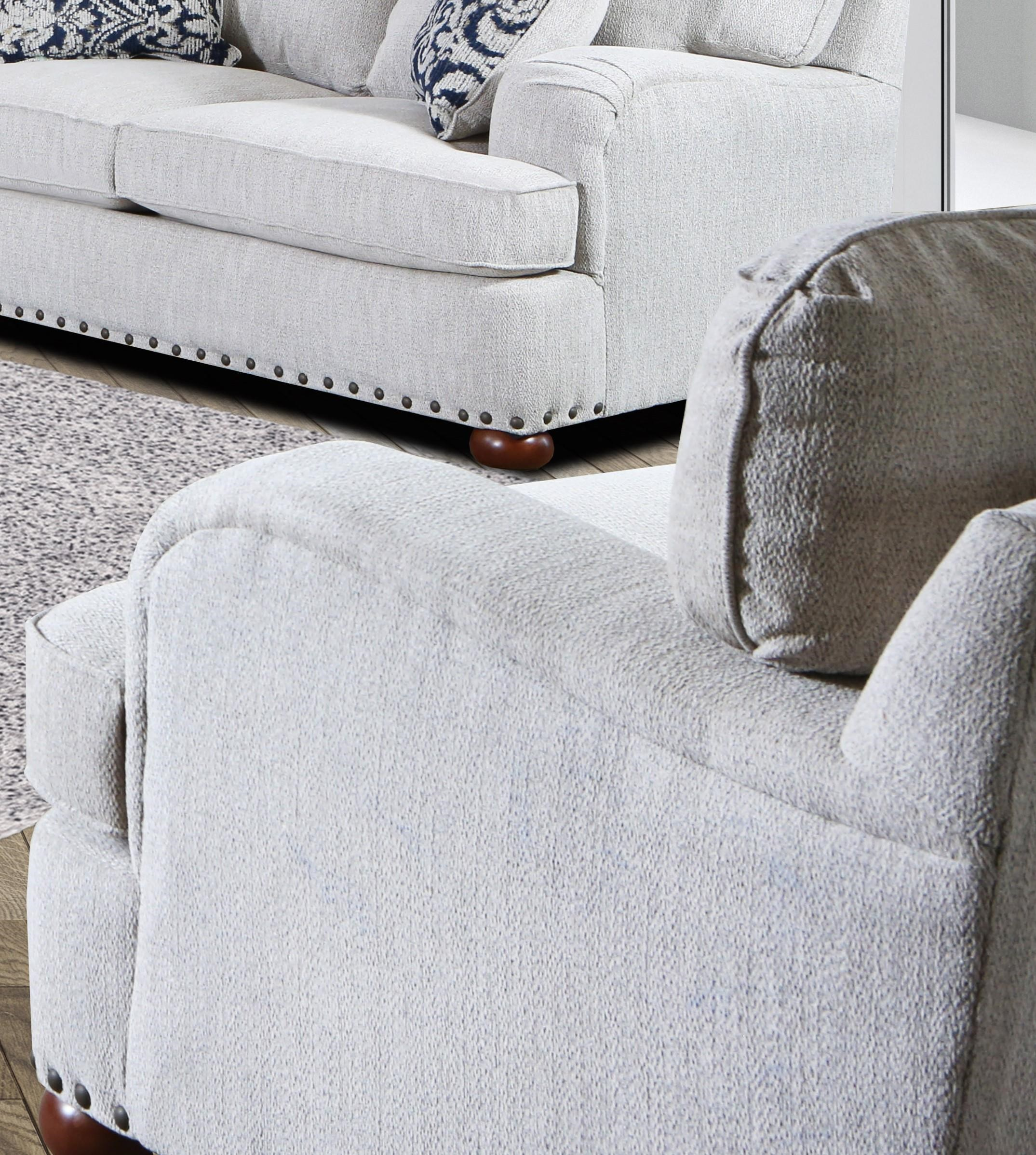 4100 Dixon Chair by Magnolia Upholstery Design at Furniture Fair - North Carolina