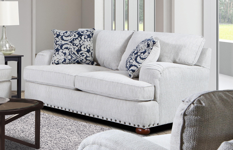4100 Dixon LOVESEAT by Magnolia Upholstery Design at Furniture Fair - North Carolina