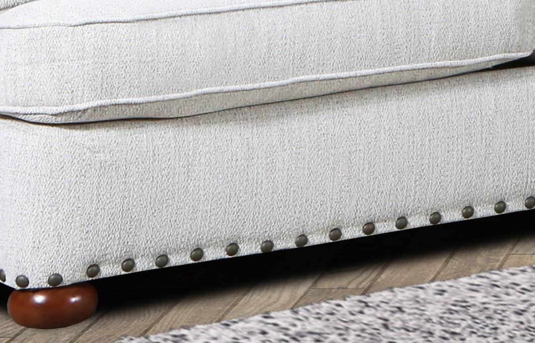 4100 Dixon OTTOMAN by Magnolia Upholstery Design at Furniture Fair - North Carolina