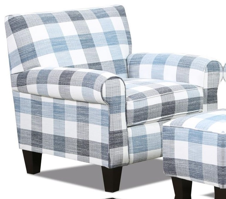 4200 ACCENT CHAIR by Magnolia Upholstery Design at Furniture Fair - North Carolina