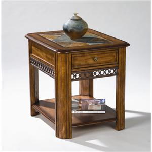 Magnussen Home Madison  End Table