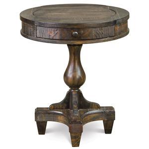Magnussen Home  Brenley Pedestal Nightstand