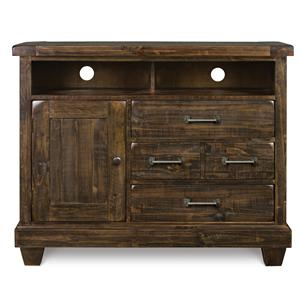 Magnussen Home  Brenley Media Chest