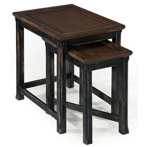 Magnussen Home  Clanton Bunching End Table