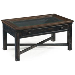 Magnussen Home  Clanton Small Rectangular Cocktail Table