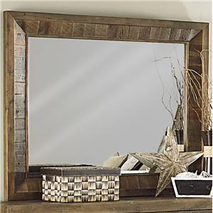 Magnussen Home  River Ridge Landscape Mirror