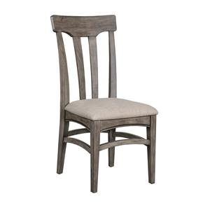 Magnussen Home  Walton Dining Chair with Upholstered Seat (2/ctn)