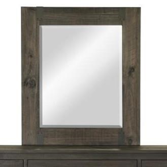 Abington Portrait Mirror by Magnussen Home at Stoney Creek Furniture