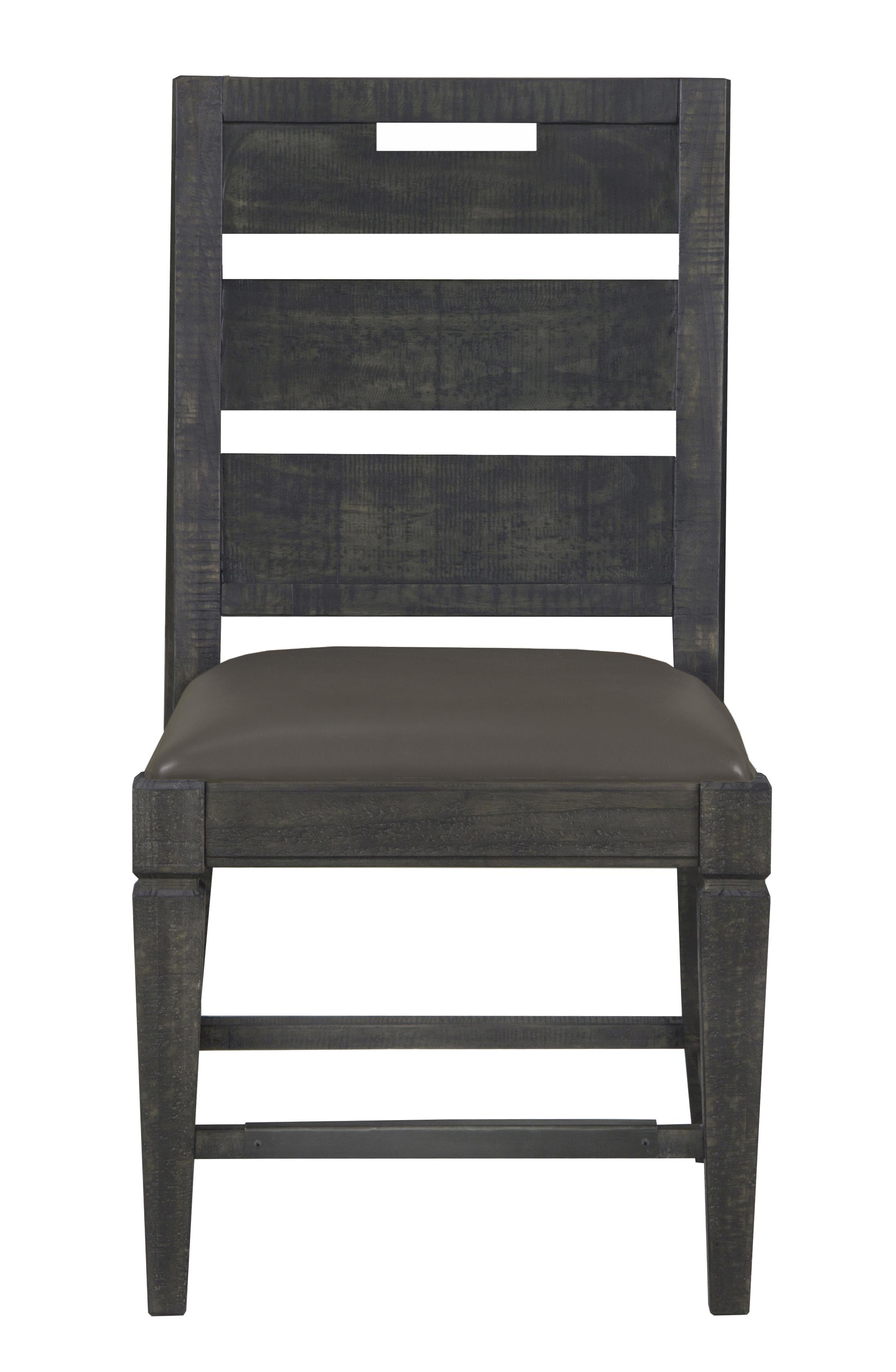 Abington Dining Side Chair w/Uphl seat by Magnussen Home at Value City Furniture