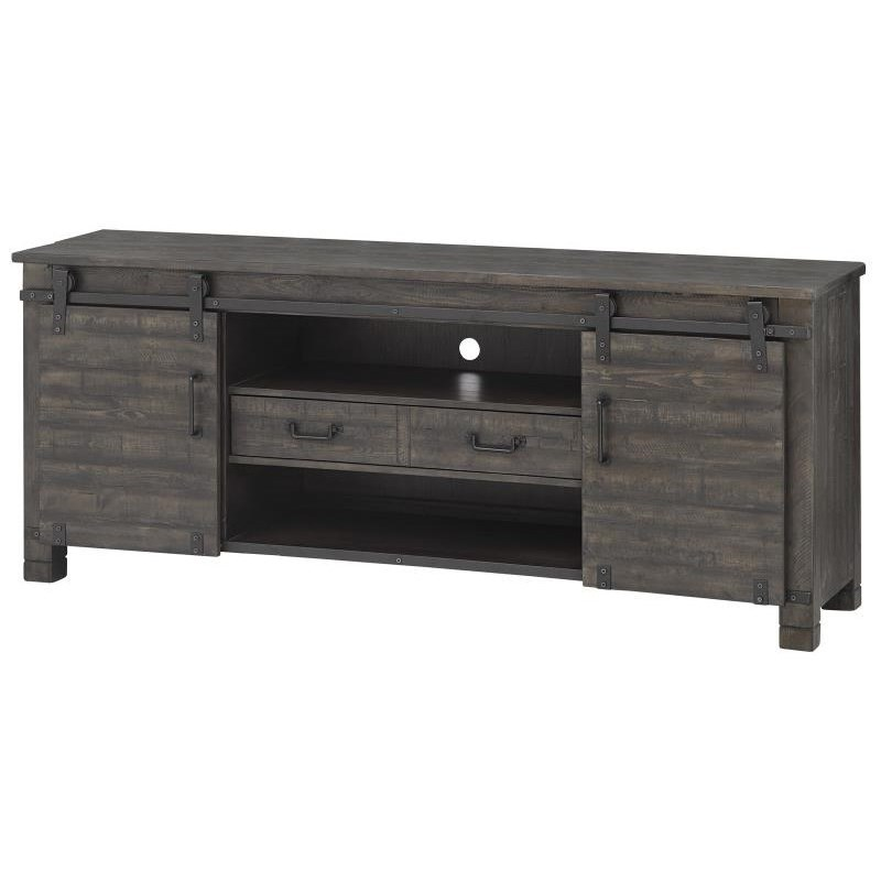 Abington TV Console by Magnussen Home at Upper Room Home Furnishings