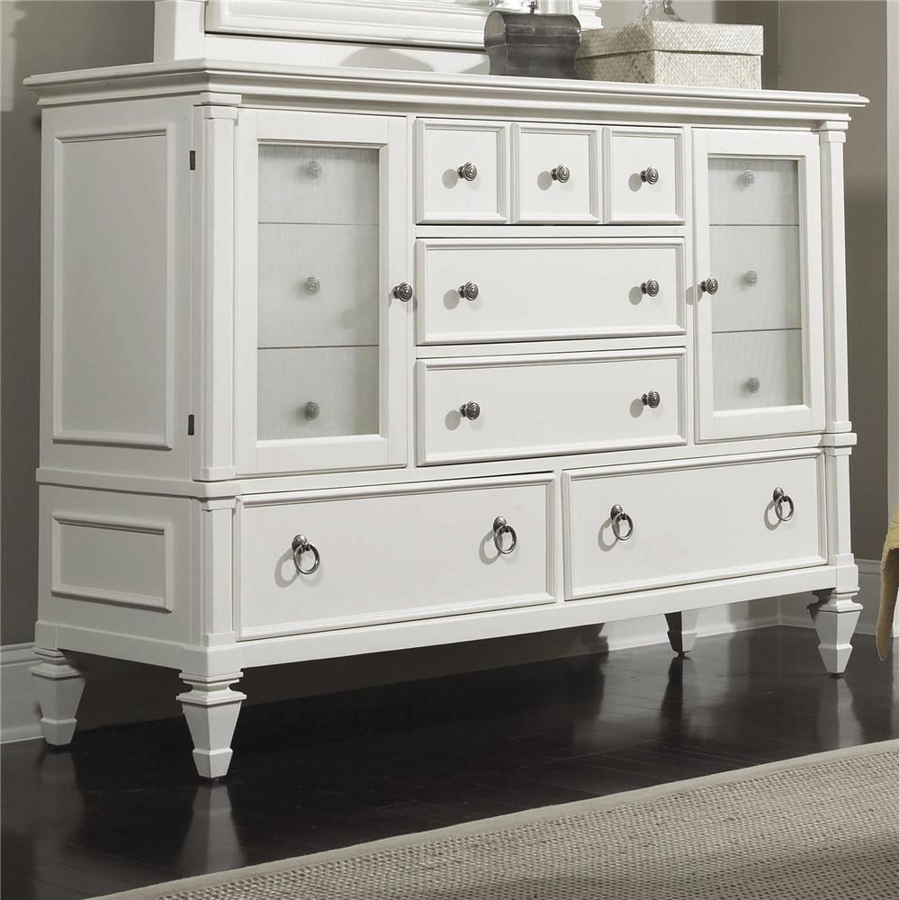 Ashby Dresser by Magnussen Home at Mueller Furniture