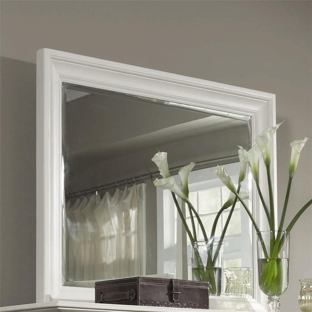 Ashby Landscape Mirror by Magnussen Home at Stoney Creek Furniture