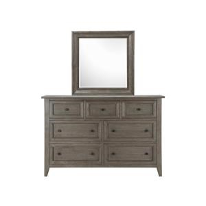 Square Mirror for Dresser