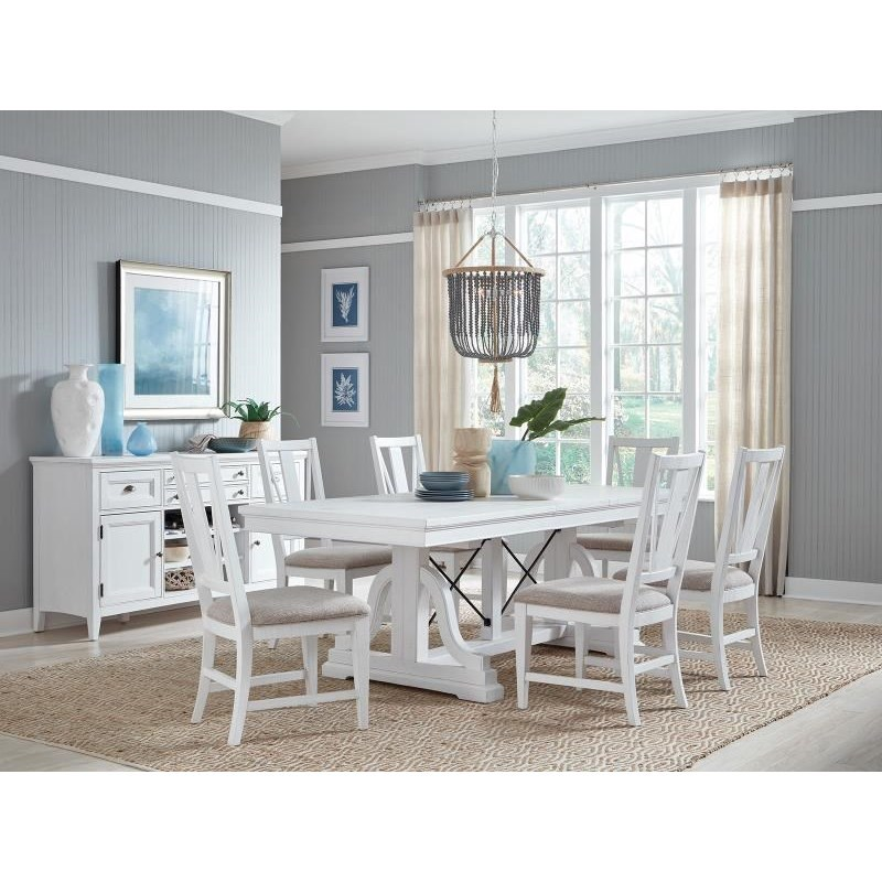 Heron Cove Formal Dining Room Group by Magnussen Home at Stoney Creek Furniture
