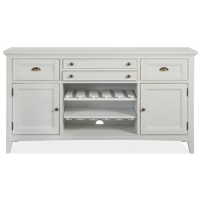 Heron Cove Buffet by Magnussen Home at Stoney Creek Furniture