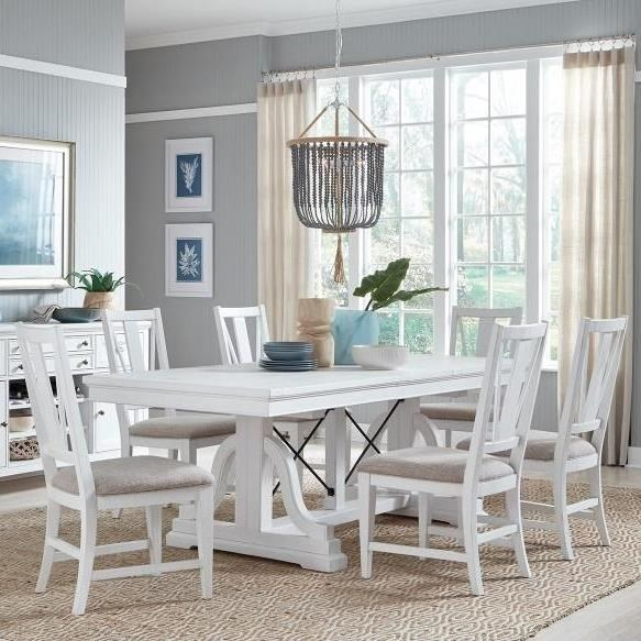 Heron Cove 7-Piece Dining Set by Magnussen Home at Stoney Creek Furniture