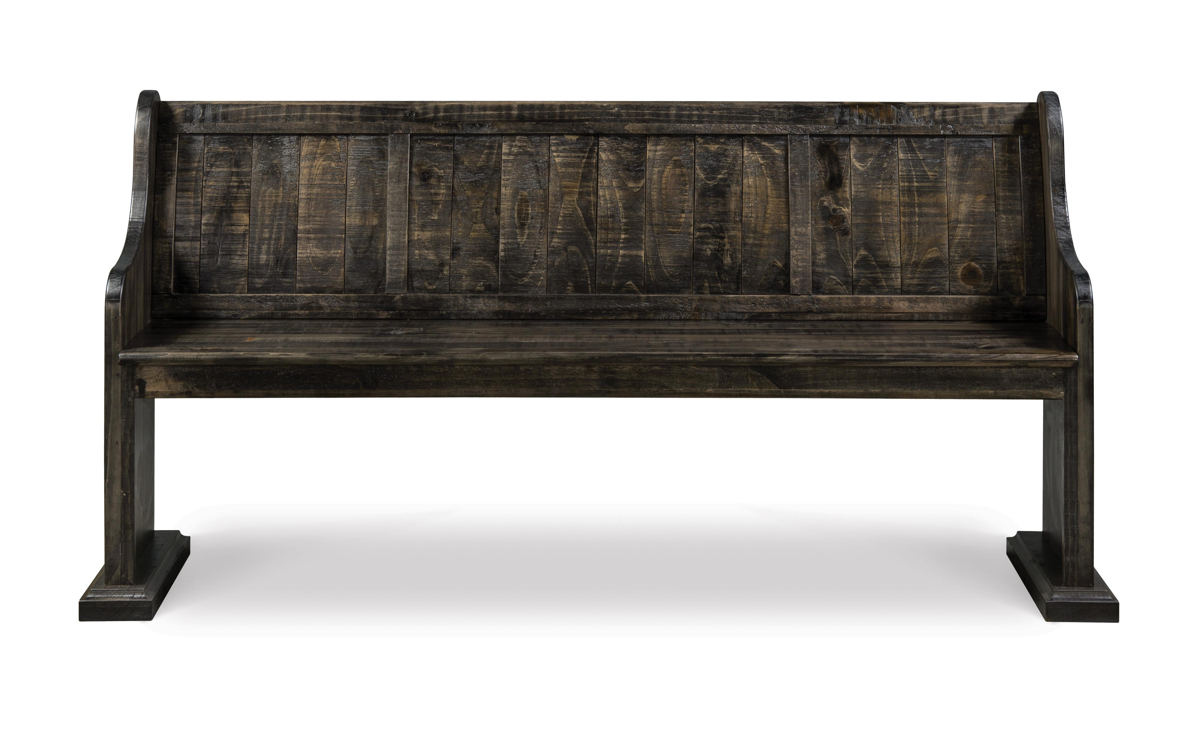 Bellamy Bench by Magnussen Home at Baer's Furniture