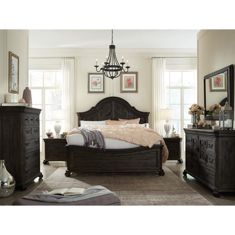 Bellamy California King Bedroom Group by Magnussen Home at Stoney Creek Furniture