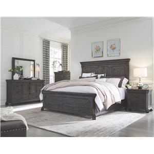 4 PC Bedroom Set