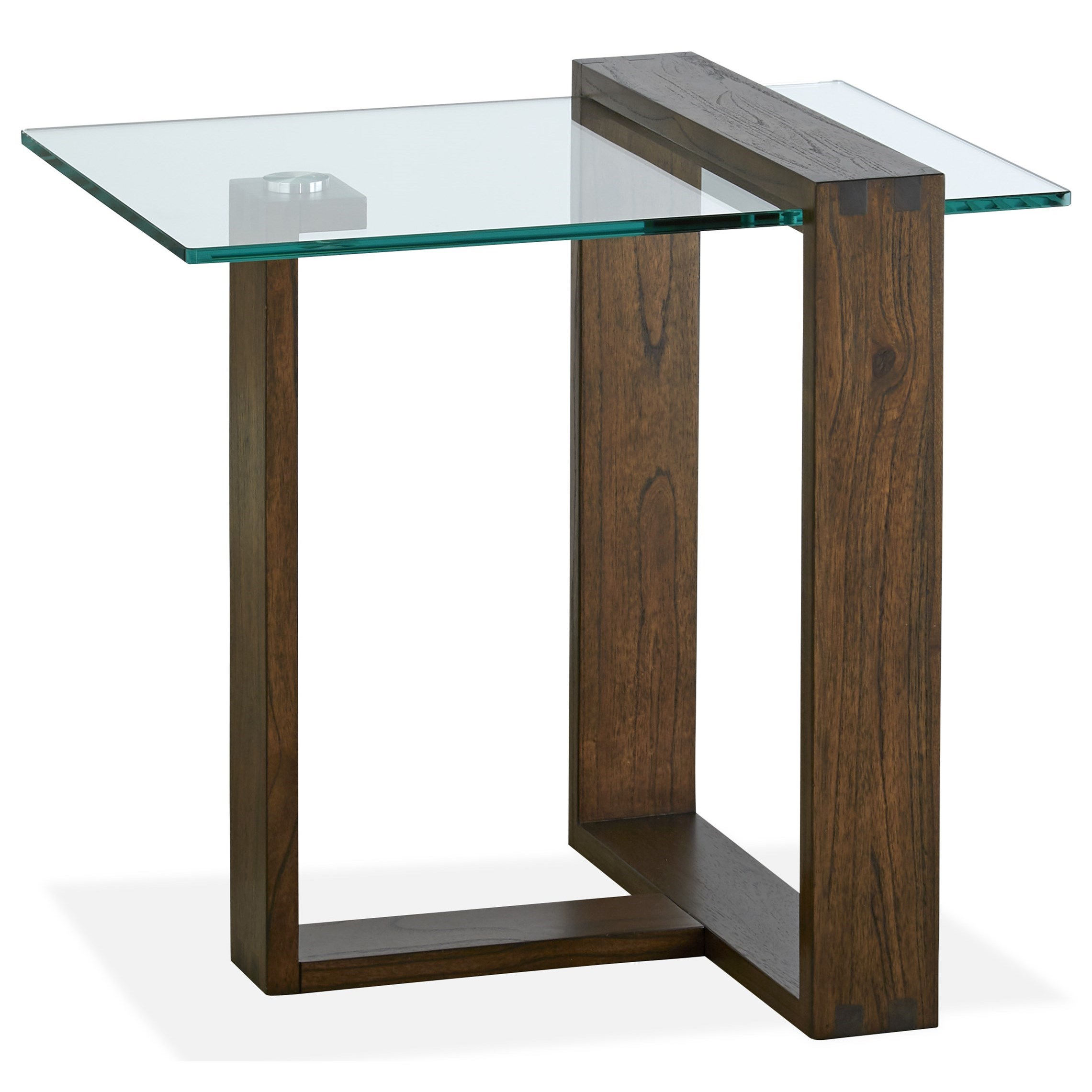 Bristow End Table by Magnussen Home at Darvin Furniture