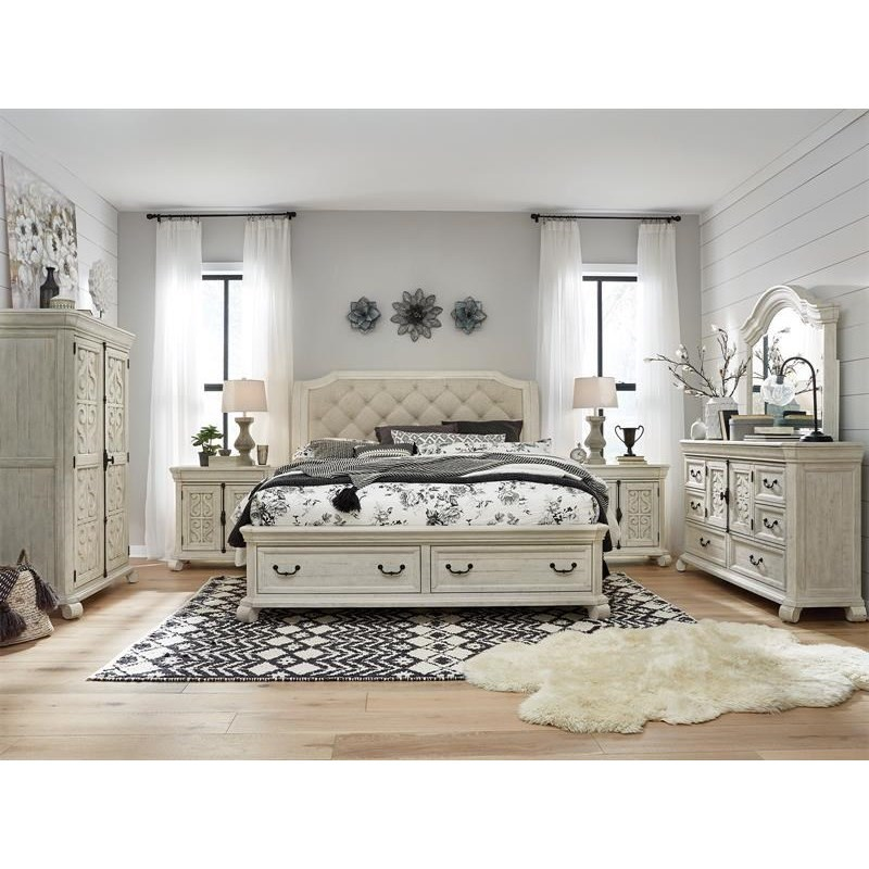 Bronwyn Queen Bedroom Group by Magnussen Home at Stoney Creek Furniture