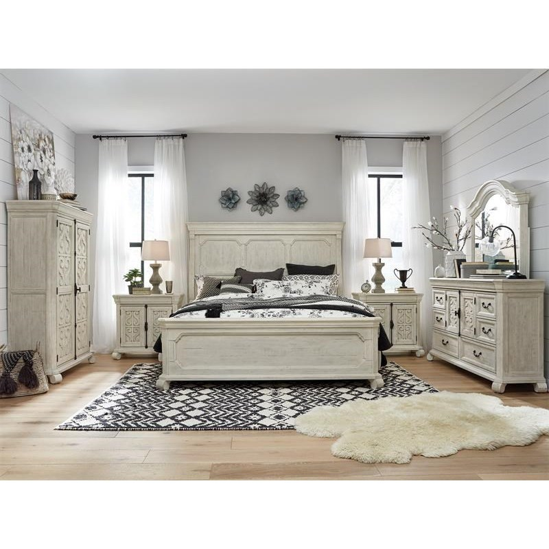 Bronwyn King Bedroom Group by Magnussen Home at Stoney Creek Furniture