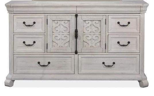 Bronwyn Drawer Dresser by Magnussen Home at Stoney Creek Furniture
