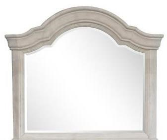 Bronwyn Shaped Mirror by Magnussen Home at Stoney Creek Furniture