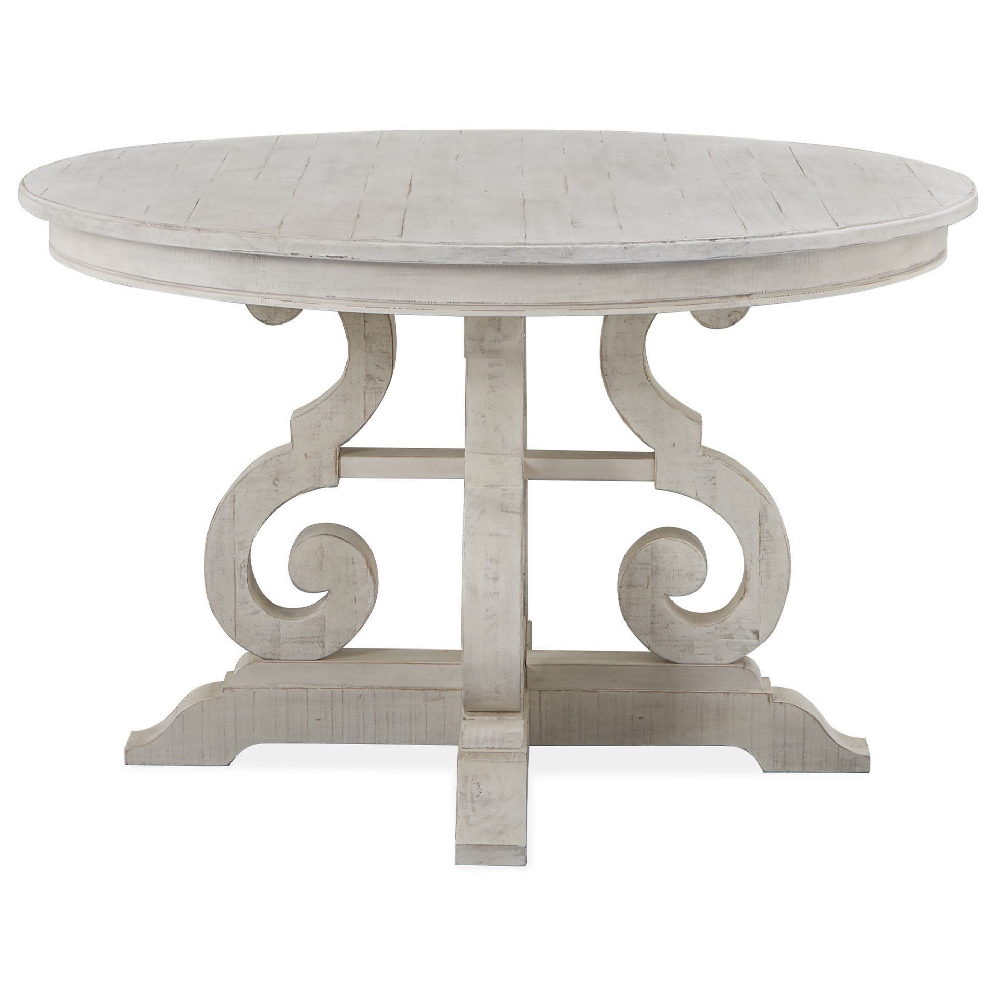 """Bronwyn 48"""" Round Dining Table by Magnussen Home at Stoney Creek Furniture"""