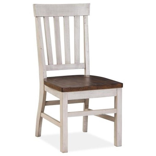 Bronwyn Dining Side Chair by Magnussen Home at Stoney Creek Furniture