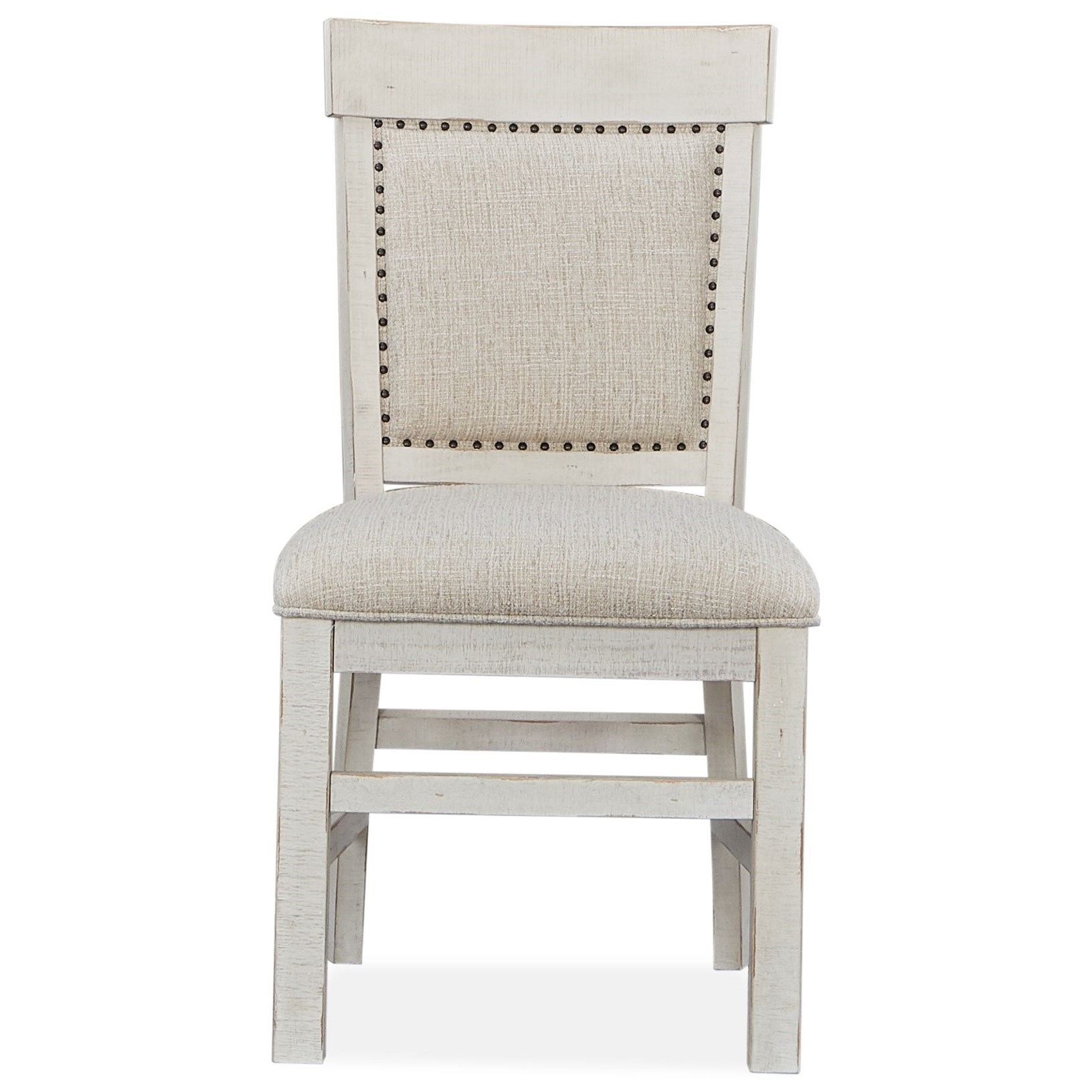 Bronwyn Upholstered Dining Side Chair by Magnussen Home at Stoney Creek Furniture