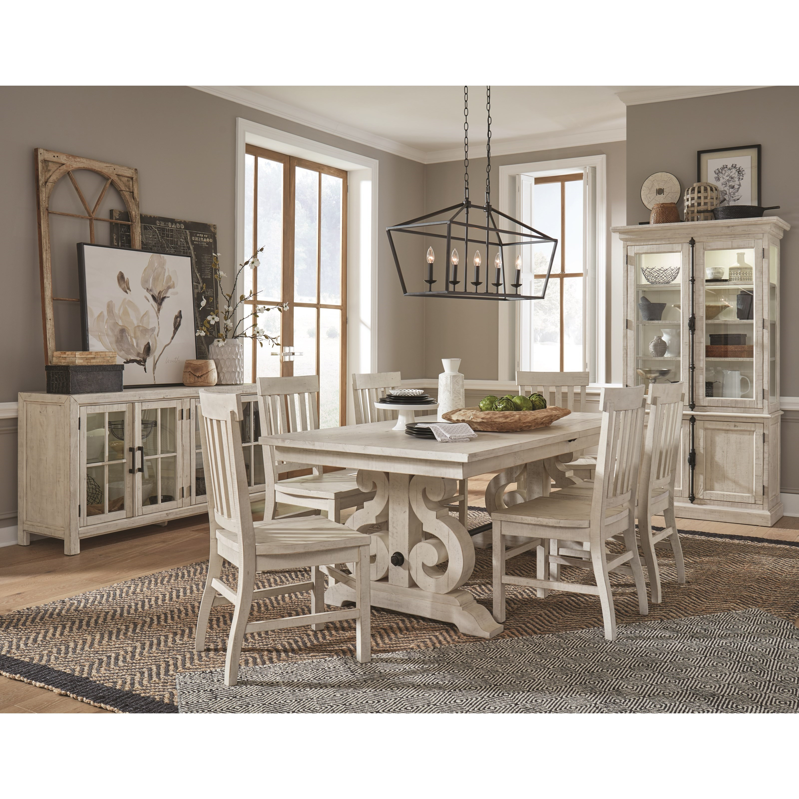 Bronwyn Dining Room Group by Magnussen Home at Stoney Creek Furniture