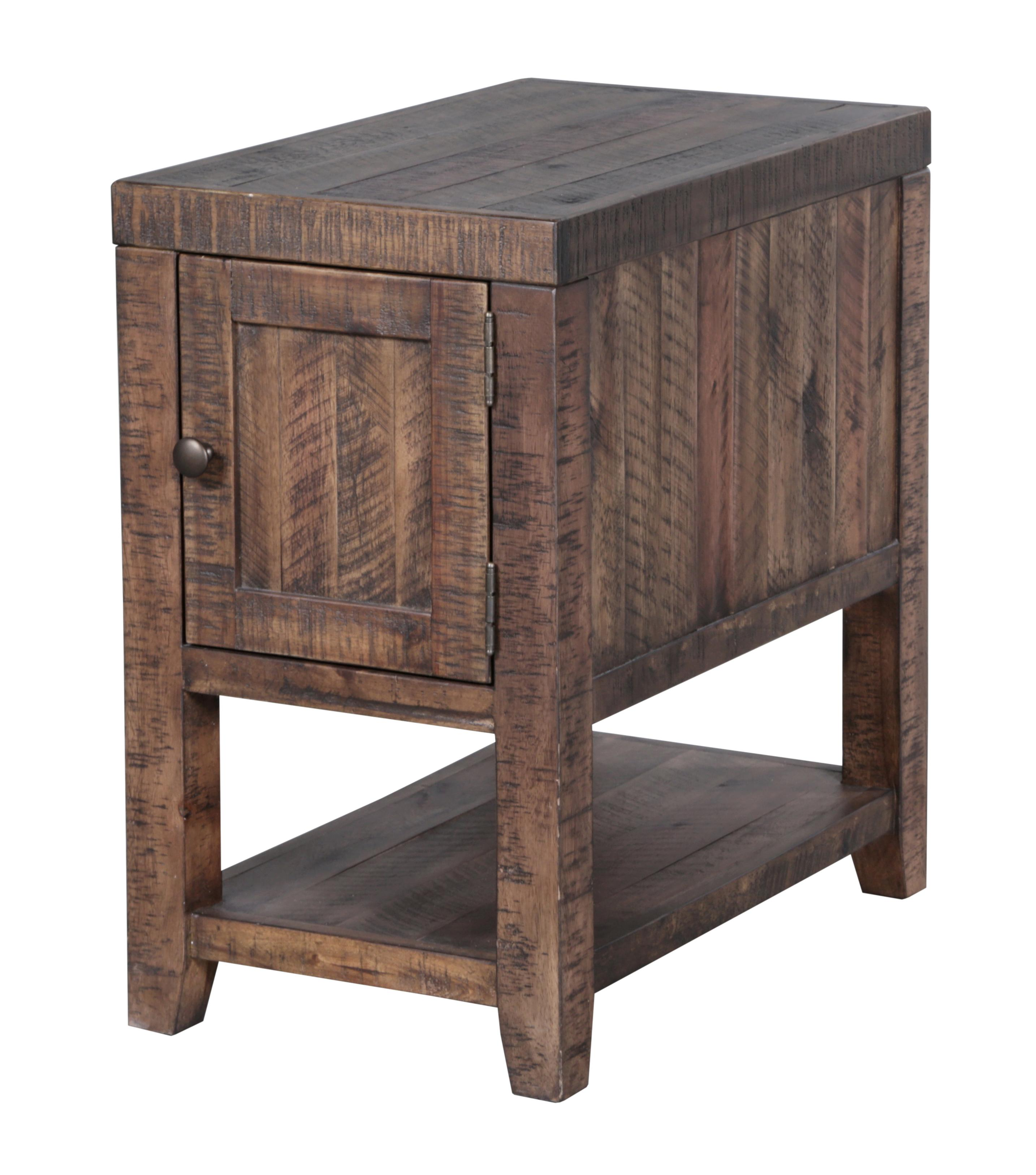 Caitlyn Rectangular Chairside Table by Magnussen Home at Baer's Furniture