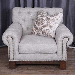 Magnussen Home Caitlyn Chair
