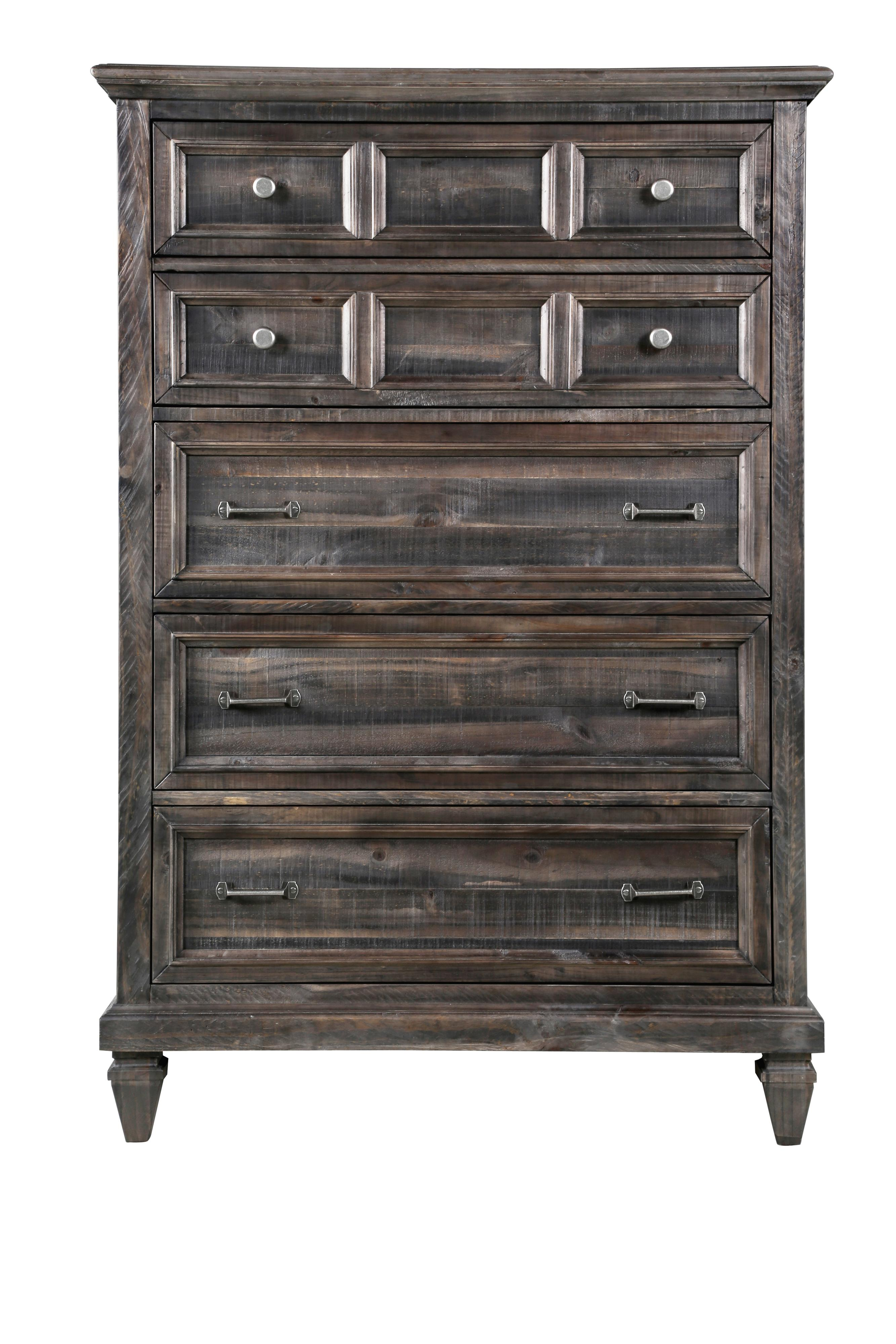 Benton Drawer Chest at Walker's Furniture