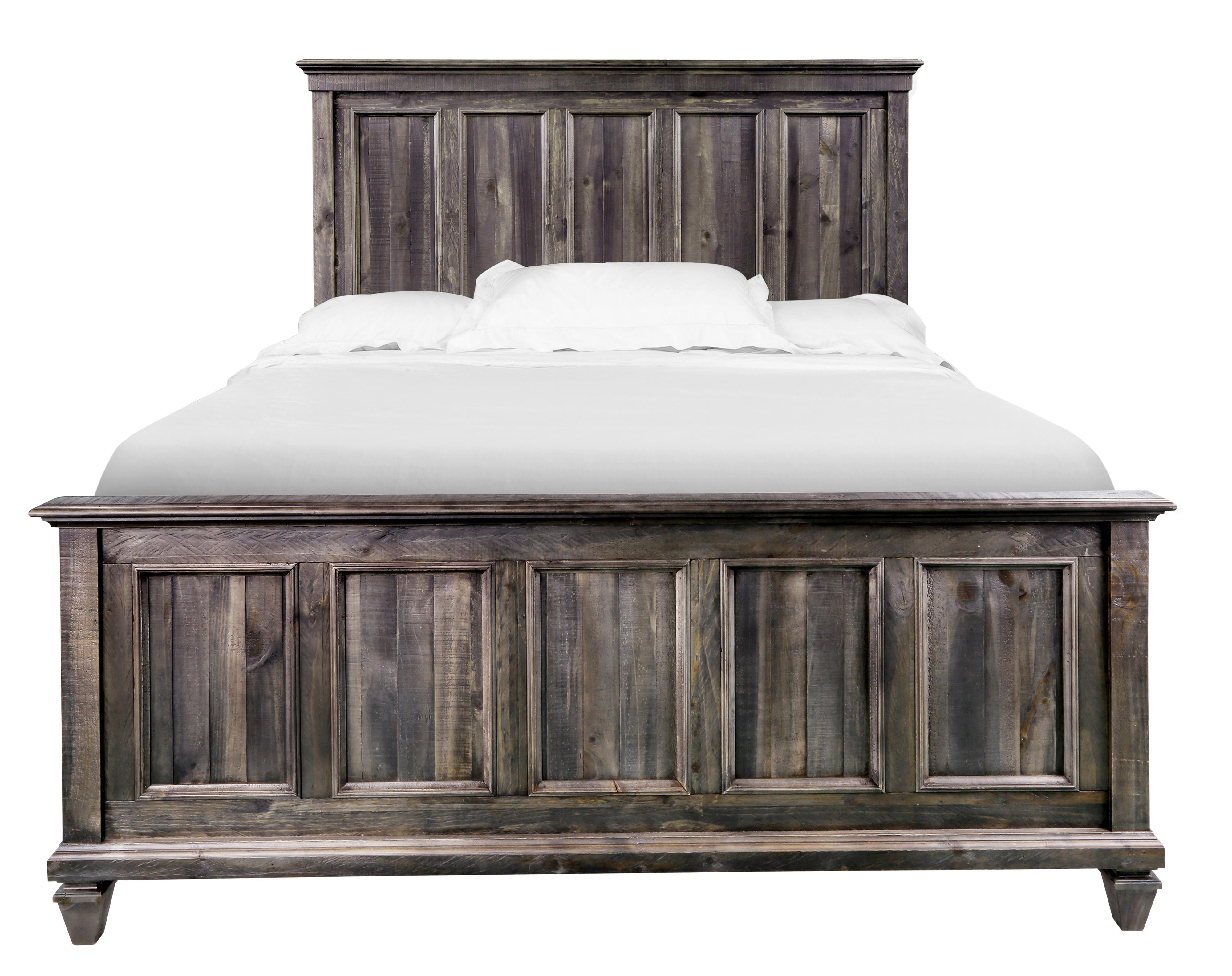 Benton King Bed at Walker's Furniture