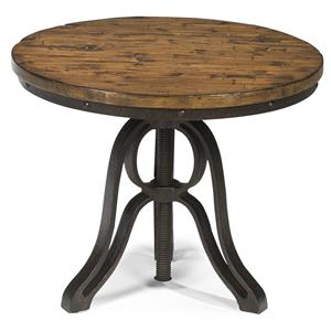 Magnussen Home Cranfill Round End Table