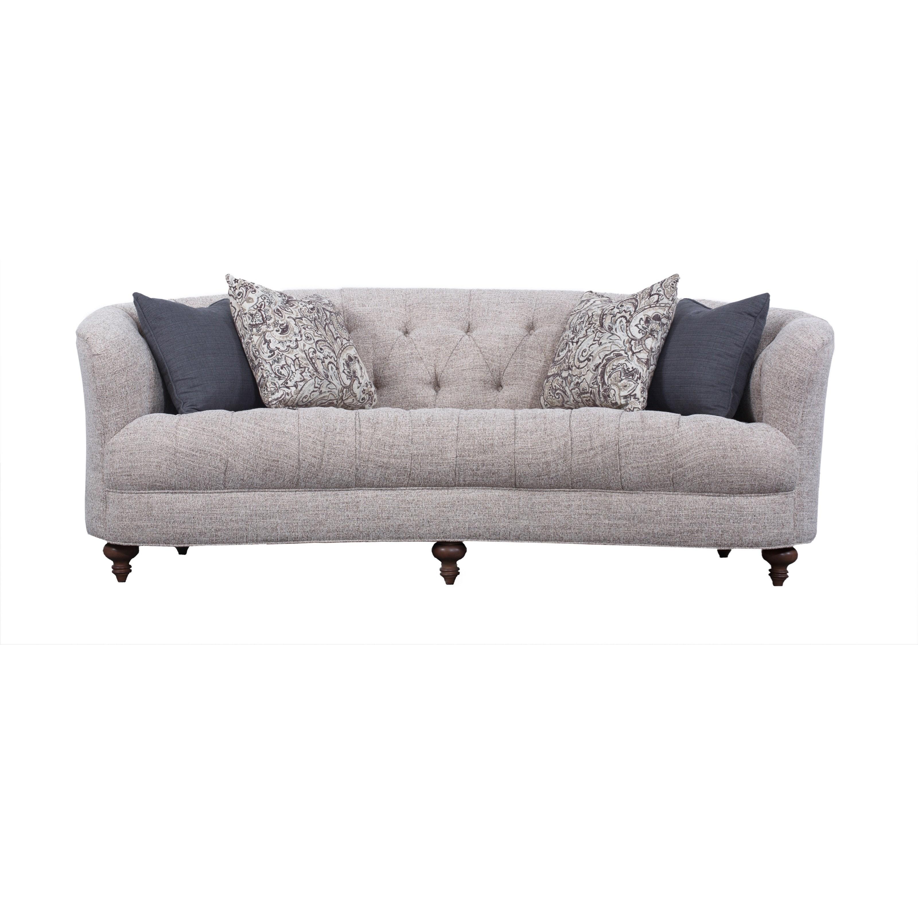 Desseray Sofa by Magnussen Home at Mueller Furniture