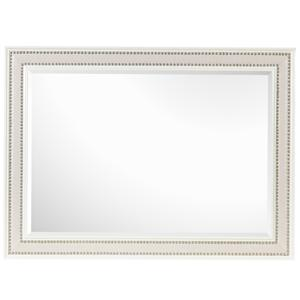 Magnussen Home Diamond Bedroom Landscape Mirror