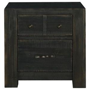 Elton 2 Drawer Nightstand