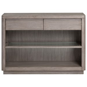 Server with Felt-Lined Drawers