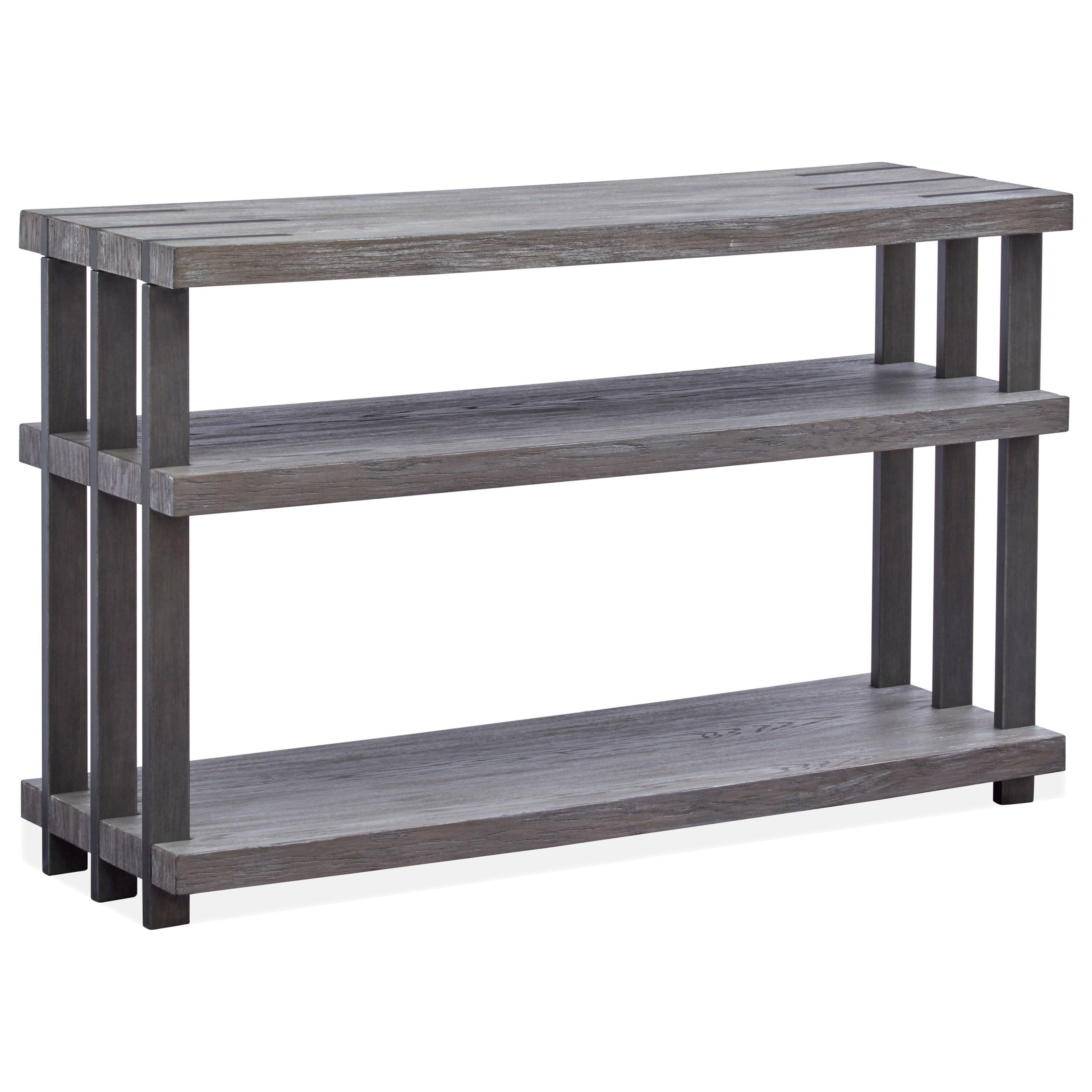 Eldridge Sofa Table by Magnussen Home at Darvin Furniture